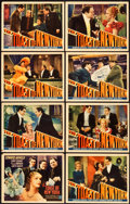 "Movie Posters:Drama, The Toast of New York (RKO, 1937). Lobby Card Set of 8 (11"" X14"").. ... (Total: 8 Items)"