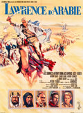 "Movie Posters:Academy Award Winners, Lawrence of Arabia (Columbia, 1962). Full-Bleed French Grande (45.5"" X 62"").. ..."