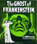 "Movie Posters:Horror, The Ghost of Frankenstein (Universal, 1942). Uncut Pressbook (8 Pages, 11.5"" X 14"").. ..."