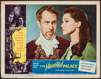 The Haunted Palace & Others Lot (American International, 1963). Lobby Cards (3) & Lobby Card Set of 8 (1...