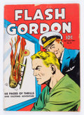 Golden Age (1938-1955):Science Fiction, Four Color #10 Flash Gordon (Dell, 1942) Condition: VG-....