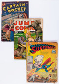 Golden Age (1938-1955):Miscellaneous, Golden Age Miscellaneous Comics Group (Various Publishers, 1940s-50s).... (Total: 10 Comic Books)