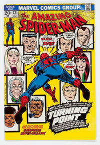 The Amazing Spider-Man #121 (Marvel, 1973) Condition: VG/FN