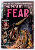 Golden Age (1938-1955):Horror, Haunt of Fear #27 (EC, 1954) Condition: FN+....