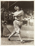 "Baseball Collectibles:Photos, 1919 ""Shoeless Joe"" Jackson Original News Photograph by PaulThompson, PSA/DNA Type 1...."