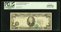 Error Notes:Shifted Third Printing, Fr. 2075-H $20 1985 Federal Reserve Note. PCGS Very Fine 25PPQ.....