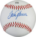 Autographs:Baseballs, Circa 2010 Tom Seaver Single Signed Baseball....