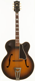 Musical Instruments:Acoustic Guitars, 1956 Gibson Super 300C Sunburst Archtop Acoustic Guitar, Serial #A22131....