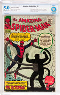 Silver Age (1956-1969):Superhero, The Amazing Spider-Man #3 (Marvel, 1963) CBCS VG/FN 5.0 Cream to off-white pages....