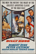"Movie Posters:Adventure, Billy Budd (Allied Artists, 1962). One Sheet (27"" X 41""). Adventure.. ..."