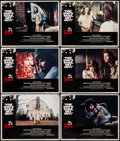 """Movie Posters:Horror, The Amityville Horror & Others Lot (American International,1979). Lobby Cards (6) (11"""" X 14"""") & One Sheets (3) (27"""" X41"""").... (Total: 9 Items)"""
