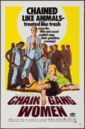 "Movie Posters:Bad Girl, Chain Gang Women & Others Lot (Crown International, 1971). OneSheets (3) (27"" X 41""). Bad Girl.. ... (Total: 3 Items)"