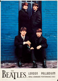 "Movie Posters:Rock and Roll, Beatles Command Performance Dow Litho (Nems Enterprises, 1964).Poster (20.5"" X 28.5"").. ..."