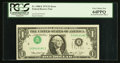 Error Notes:Inverted Third Printings, Fr. 1908-E $1 1974 Federal Reserve Note. PCGS Very Choice New64PPQ.. ...