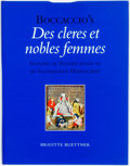 Books:Art & Architecture, Brigitte Buettner. Boccaccio's Des Cleres et Nobles Femmes: Systems of Signification in an Illuminated Manuscript. C...