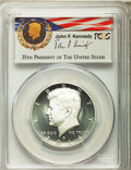 Kennedy Half Dollars, 2014-S 50C Silver, Enhanced Finish, 50th Anniversary Set, FirstStrike, MS70 Prooflike PCGS. PCGS Population (1117). NGC Ce...