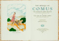 Books:Literature Pre-1900, John Milton and Henry Lawes. Edmund Dulac, illustrator. LIMITED.The Masque of Comus: The Poem by John Milton & TheAirs...