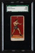"Boxing Cards:General, 1910 E78 ""Twenty-Five Prize Fighters"" Owen Moran SGC 10 Poor 1. ..."