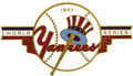 Baseball Collectibles:Others, 1947 World Series Press Pin (New York Yankees). One of the largerpress pins of the era, the '47 Yankees specimen we presen...