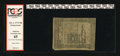 Colonial Notes:Pennsylvania, Pennsylvania October 1, 1773 50s PCGS Apparent Extremely Fine 45....