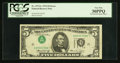 Error Notes:Inverted Third Printings, Fr. 1973-L $5 1974 Federal Reserve Note. PCGS Very Fine 30PPQ.. ...