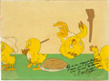Animation Art:Production Cel, The Good Egg Production Cel (Warner Brothers, 1939)....
