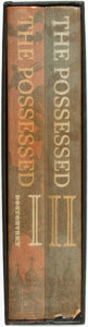 Books:Literature Pre-1900, Fritz Eichenberg, illustrator. SIGNED/LIMITED. Fyodor Dostoevsky.The Possessed. New York: Limited Editions Club, 19...(Total: 2 Items)