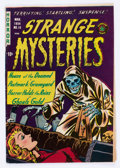 Golden Age (1938-1955):Horror, Strange Mysteries #16 (Superior Comics, 1954) Condition: VG....