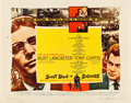 "Movie Posters:Drama, Sweet Smell of Success (United Artists, 1957). Half Sheet (22"" X28"") Style B.. ..."