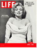"Movie Posters:Miscellaneous, Marilyn Monroe Life Magazine (Life Magazine, 1952). Point ofPurchase Poster (27.25"" X 35.5"").. ..."