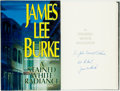 Books:Mystery & Detective Fiction, James Lee Burke. INSCRIBED. A Stained White Radiance. NewYork: Hyperion, [1992]. First Edition. Inscribed by the ...
