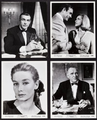 """Goldfinger (United Artists, 1964). Photos (24) (8"""" X 10"""" and 7.5"""" X 9.5""""). ... (Total: 24 Items)"""
