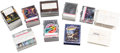 Memorabilia:Trading Cards, Trading Cards Science Fiction Group (Various Publishers, 1990s)....