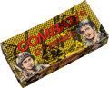 """Non-Sport Cards:Unopened Packs/Display Boxes, 1964 Donruss """"Combat!"""" Series 2 Wax Box With 24 Unopened Packs. ..."""