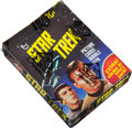 """Non-Sport Cards:Unopened Packs/Display Boxes, 1976 Topps """"Star Trek"""" Wax Box With 36 Unopened Packs. ..."""