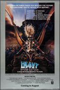 "Movie Posters:Animation, Heavy Metal (Columbia, 1981). One Sheet (27"" X 41"") Advance. Animation.. ..."