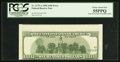 Error Notes:Third Printing on Reverse, Fr. 2175-A $100 1996 Federal Reserve Note. PCGS Choice About New 55PPQ.. ...