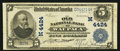 National Bank Notes:Wisconsin, Waupaca, WI - $5 1902 Plain Back Fr. 601 Old NB Ch. # (M)4424. ...