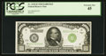 Small Size:Federal Reserve Notes, Fr. 2210-H $1,000 1928 Federal Reserve Note. PCGS Extremely Fine 45.. ...