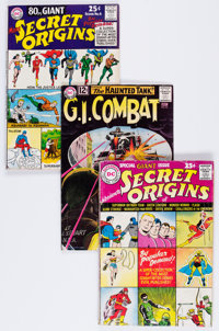 DC Silver/Bronze/Modern Age Group (DC, 1958-92) Condition: Average VG.... (Total: 29 Comic Books)