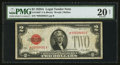 Small Size:Legal Tender Notes, Fr. 1502* $2 1928A Legal Tender Note. PMG Very Fine 20 Net.. ...