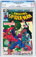 Modern Age (1980-Present):Superhero, The Amazing Spider-Man #204 (Marvel, 1980) CGC NM/MT 9.8 Whitepages....