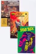 Silver Age (1956-1969):Science Fiction, Various Silver Age Titles Group (Various, 1956-75) Condition: Average VG.... (Total: 34 Comic Books)