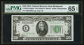Small Size:Federal Reserve Notes, Fr. 2054-E* $20 1934 Mule Federal Reserve Note. PMG Gem Uncirculated 65 EPQ.. ...