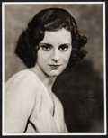 """Movie Posters:Miscellaneous, Helen Mack by Hal Phyfe (Fox, 1932). Portrait Photo (11"""" X 14""""). Miscellaneous.. ..."""