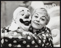 """Movie Posters:Foreign, Guilietta Masina in La Strada (Trans Lux, 1956). Photo (10.25"""" X 13.25""""). Foreign.. ..."""