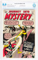 Journey Into Mystery #88 (Marvel, 1963) CBCS VF 8.0 Off-white to white pages