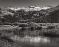Photographs, ANSEL ADAMS (American, 1902-1984). Mt. Lyell and Mt. Maclure, Yosemite National Park, 1936. Gelatin silver. 7-3/4 x 9-3/...