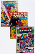 Silver Age (1956-1969):Superhero, Justice League of America Group (DC, 1967-76) Condition: Average VF+.... (Total: 22 Comic Books)