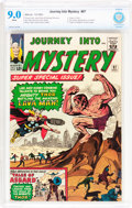 Silver Age (1956-1969):Superhero, Journey Into Mystery #97 (Marvel, 1963) CBCS VF/NM 9.0 White pages....